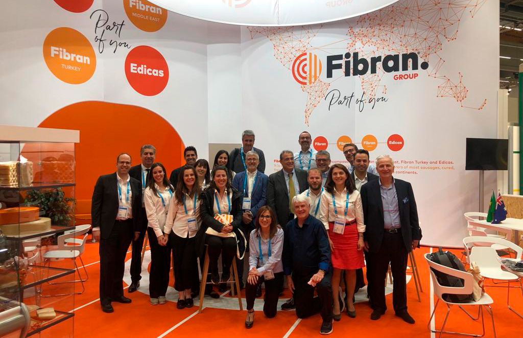 Fibran Group presents its TER, EPCO and SET new developments at the IFFA Trade Fair